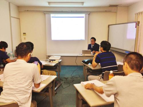 「岡山大家塾」にて弊社代表徳永がセミナーを行いました。